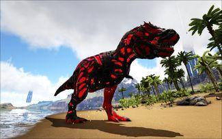 Mod Ark Eternal Eternal Alpha Corrupted Rex Image.jpg