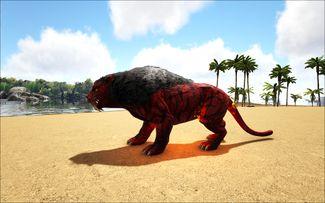 Mod Ark Eternal Elemental Fire Sabertooth Image.jpg