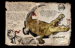 Mod ARK Additions Dossier Deinosuchus.png