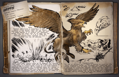 Griffin - Official ARK: Survival Evolved Wiki