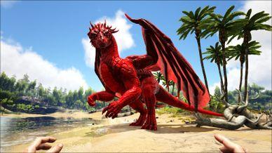 Mod:Primal Fear Apex Dragon - Official ARK: Survival Evolved Wiki