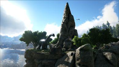 The Pillar (Valguero) - Official ARK: Survival Evolved Wiki