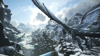 The Great Trench (Valguero) - Official ARK: Survival Evolved Wiki