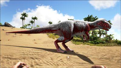 Megalosaurus - Official ARK: Survival Evolved Wiki