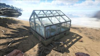 Greenhouse Structures and Buildings - Official ARK: Survival