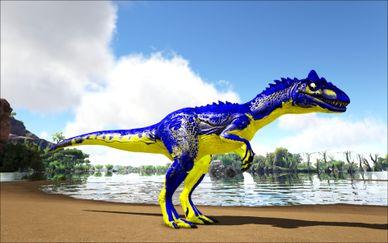 Mod Ark Eternal Elemental Lightning Allosaurus Image.jpg