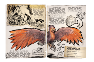Argentavis Wiki Officiel De Ark Survival Evolved