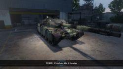 Chieftain Mk6