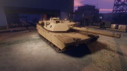 M1A1 Abrams