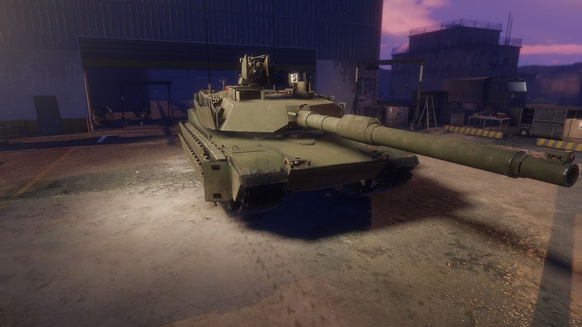 XM1A3 - Official Armored Warfare Wiki