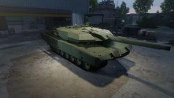 Leopard 2A4 Evolution