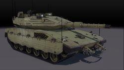 Merkava Mk.4M Barak