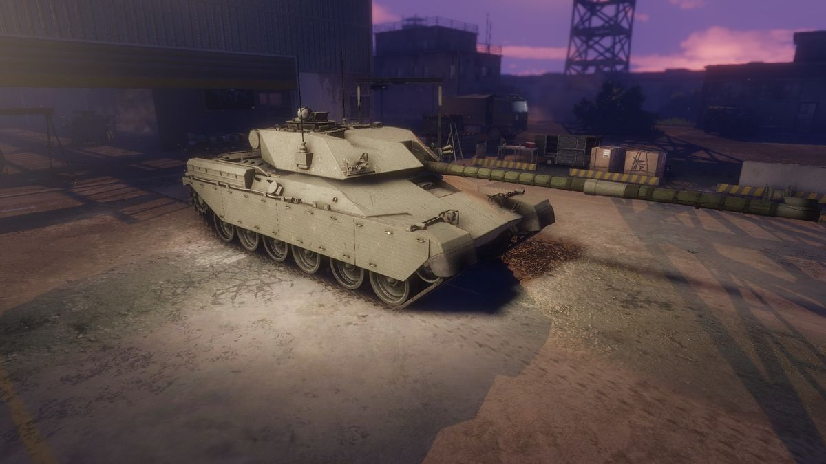 FV4201 Chieftain 900 - Official Armored Warfare Wiki
