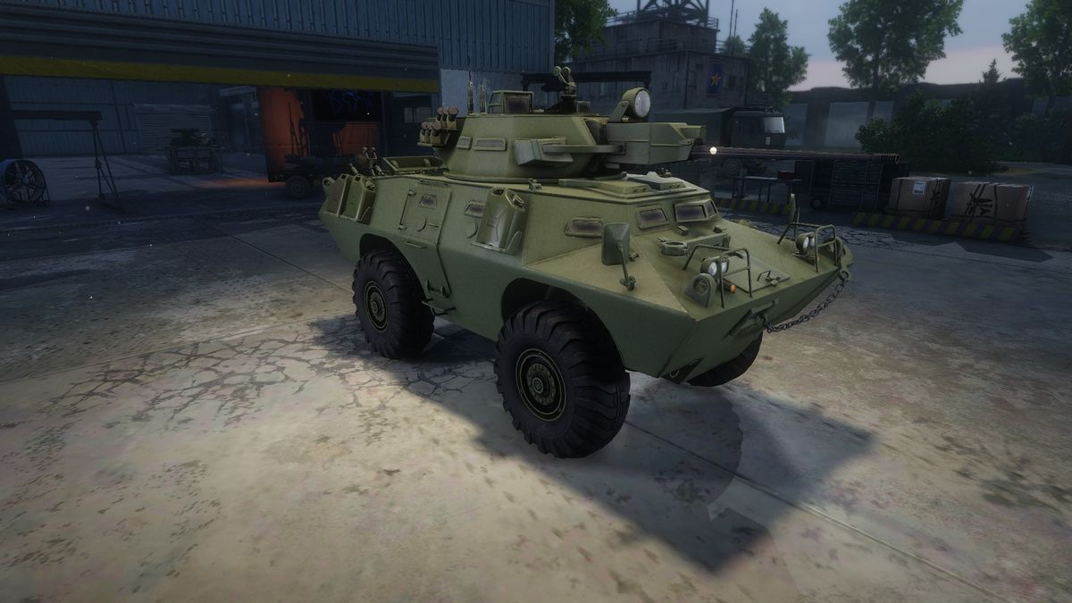 LAV-150 - Official Armored Warfare Wiki