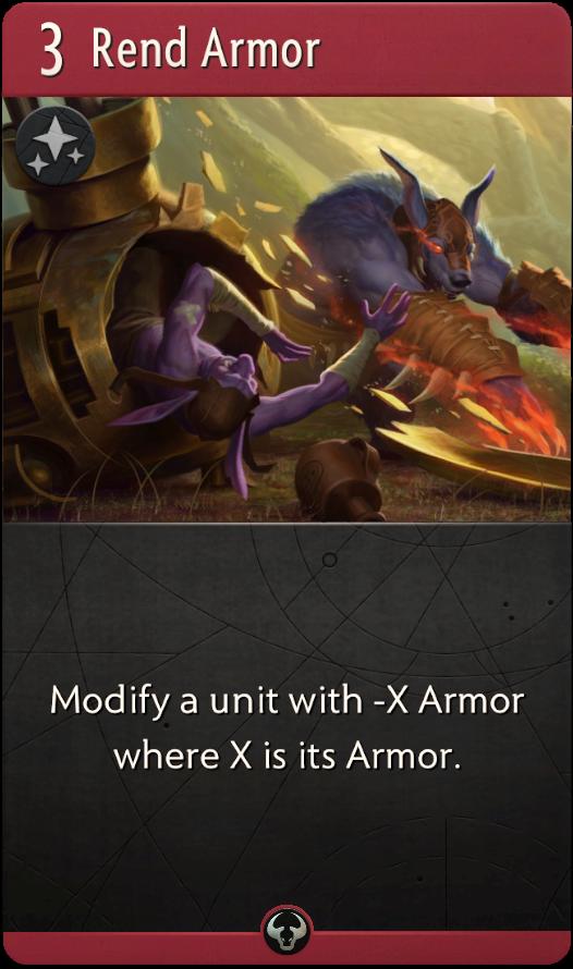 Data:Rend Armor(10367) - Artifact: The Dota Card Game Wiki