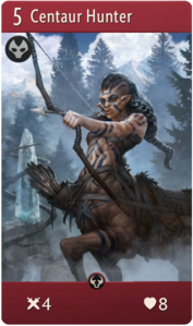 Centaur Hunter card image.png