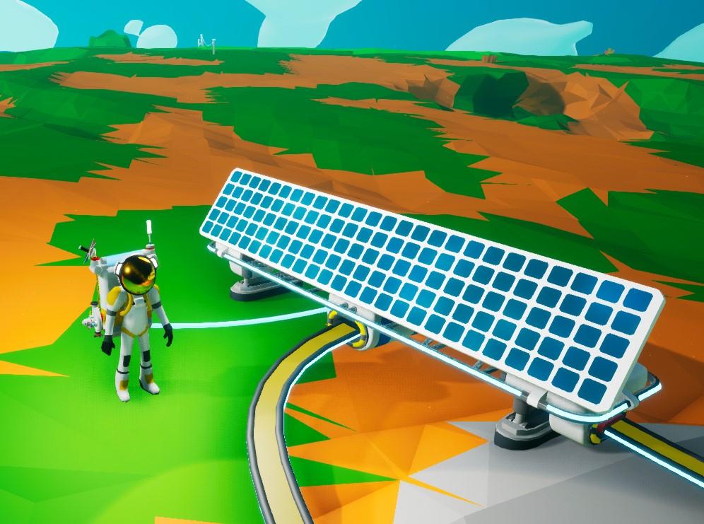 Solar Array Official Astroneer Wiki