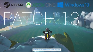 Patch 131 - Official Astroneer Wiki