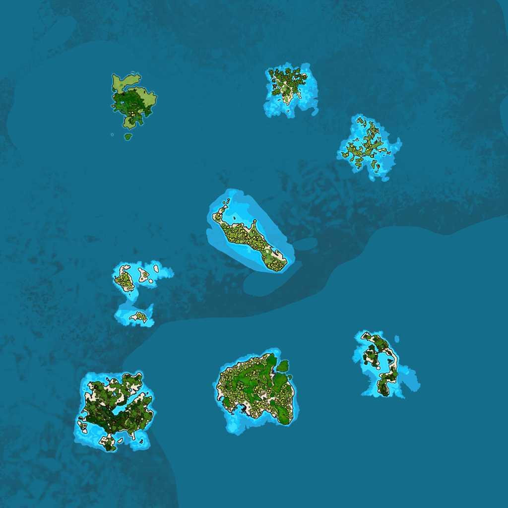 Region M8 Official Atlas Wiki