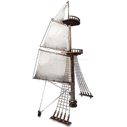 Large Weight Sail - Official ATLAS Wiki