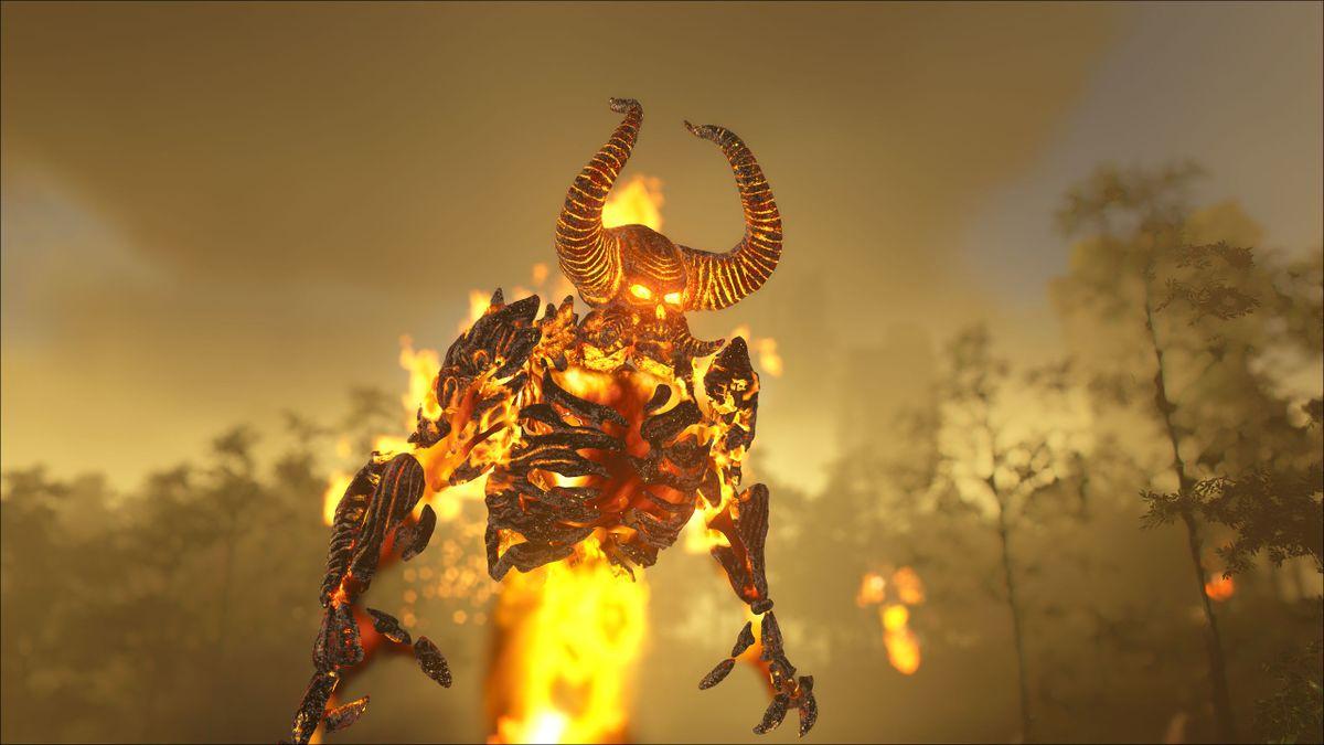Fire Elemental Official Atlas Wiki
