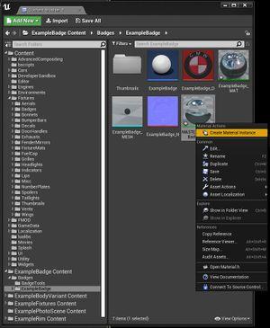 Create material insance.jpg