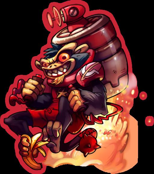 Images - Spank the monkey buddy icons