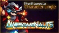 Awesomenauts Audio Spotlight - Sheriff Lonestar Theme