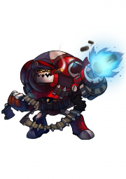 CharacterRender Clunk Skin Commando redBG.png