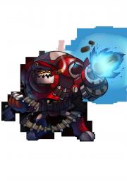 CharacterRender Clunk Skin Commando redBG.png