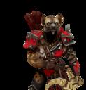 Gnoll Chieftain