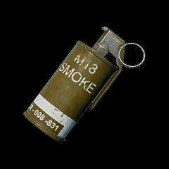 Smoke Grenade - Official PLAYERUNKNOWN'S BATTLEGROUNDS Wiki