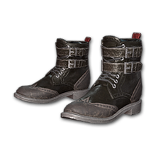 Icon equipment Feet Leather Boots (Black).png
