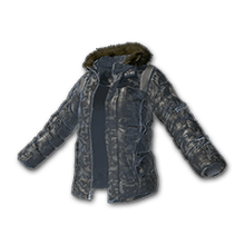 Padded Jacket Urban Official Playerunknown S
