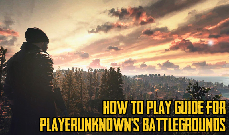 How To Play Guide For Playerunknown S Battlegrounds Official