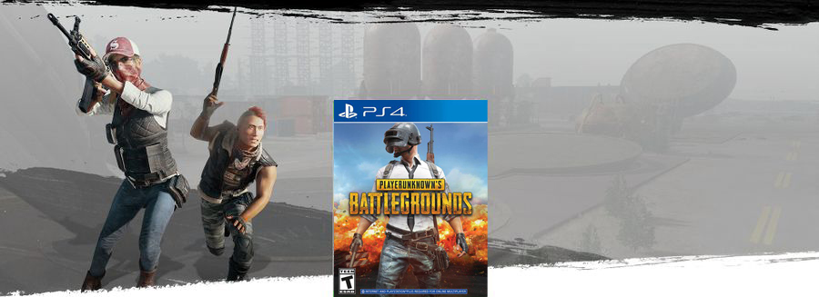 Template:PS4 background - Official PLAYERUNKNOWN'S BATTLEGROUNDS Wiki