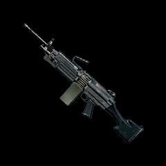M249 - Official PLAYERUNKNOWN'S BATTLEGROUNDS Wiki