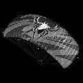 Icon gear Parachute Black Spider Parachute skin.png