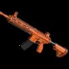 Weapon skin Rugged (Orange) M416.png