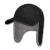 Icon equipment Hats Wool Earflap Cap (Black).png