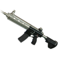 Weapon skin Silver Plate M416.png