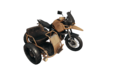 Vehicle Motorcycle Sidecar Desert.png