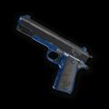 Weapon skin Gunsmith Cobalt P1911.png
