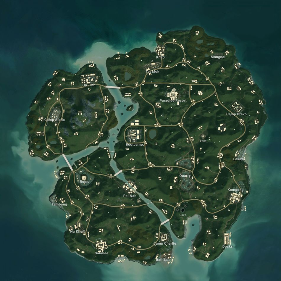 pubg event flare gun locations