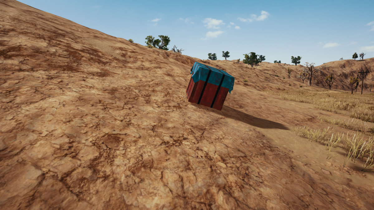 Air Drops - Official PLAYERUNKNOWN'S BATTLEGROUNDS Wiki