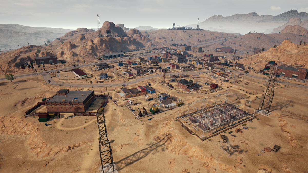 Miramar/San Martin - Official PLAYERUNKNOWN'S BATTLEGROUNDS Wiki