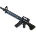 Weapon skin Shark Bite M16A4.png