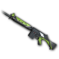 Weapon skin Green Shot Caller SLR.png