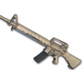 Weapon skin Rugged (Beige) M16A4.png