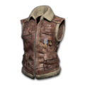 Icon equipment Jacket Sleeveless Biker Jacket Brown V2.png
